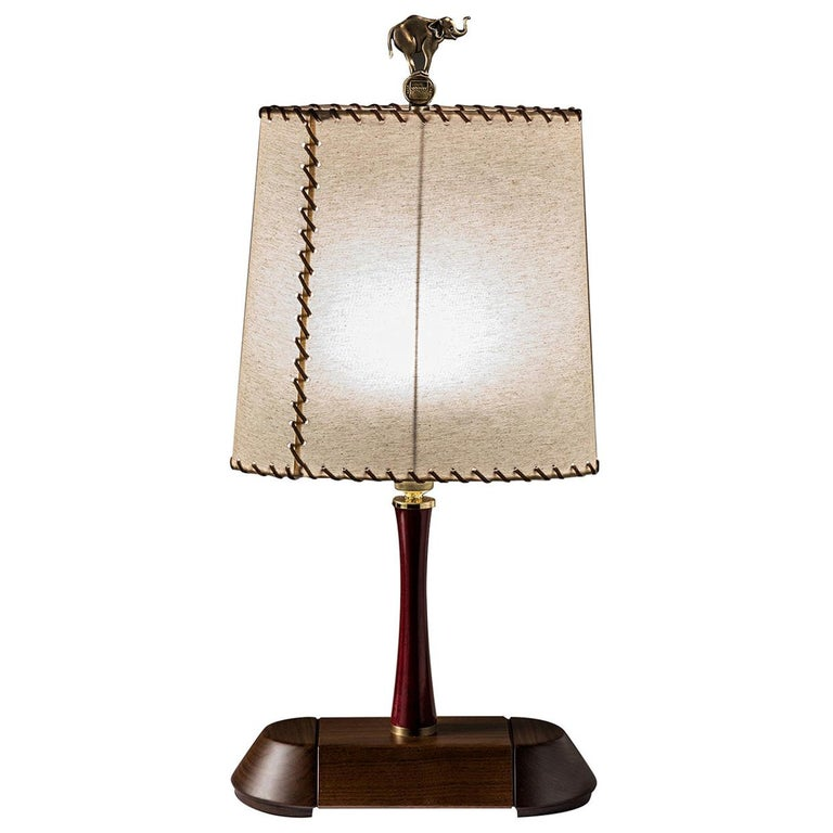 Euclide Table Lamp by Ivano Colombo For Sale