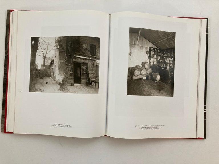 Eugène Atget Paris Hardcover Photo Book For Sale 3