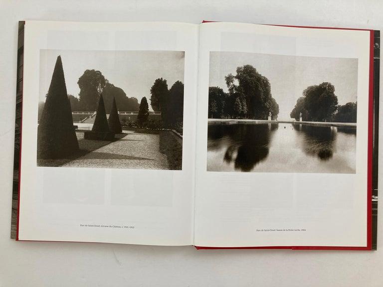 Eugène Atget Paris Hardcover Photo Book For Sale 4
