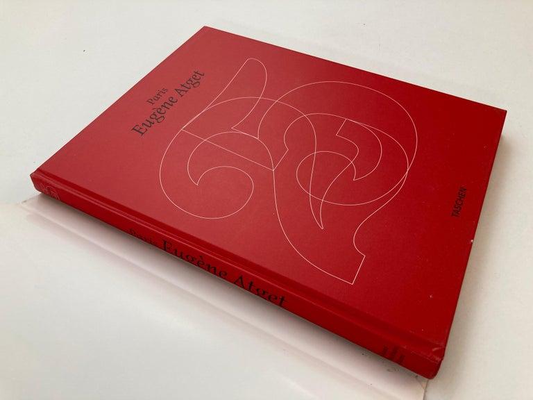 Contemporary Eugène Atget Paris Hardcover Photo Book For Sale