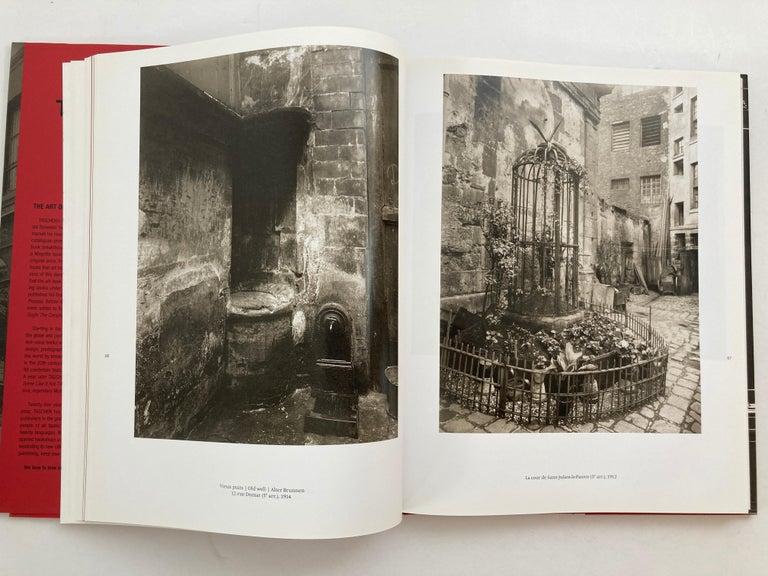 Paper Eugène Atget Paris Hardcover Photo Book For Sale