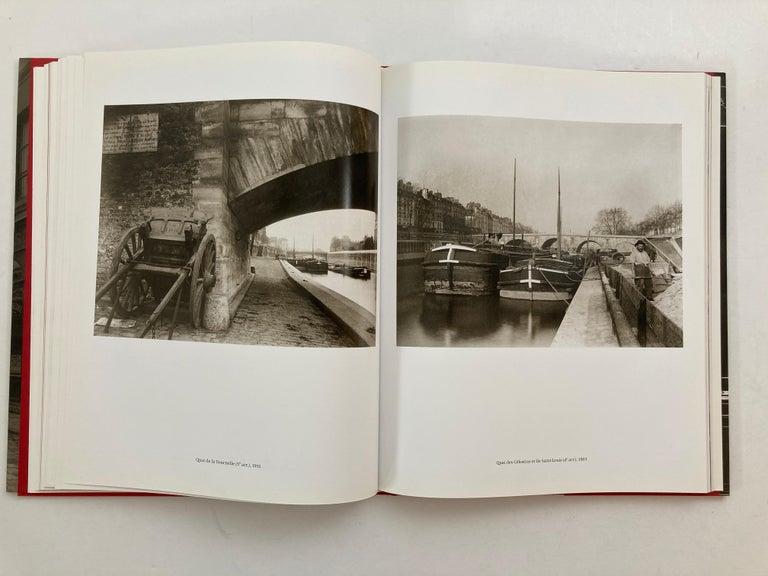 Eugène Atget Paris Hardcover Photo Book For Sale 2