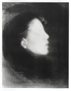 Head of a Woman (Tete de femme) (Nelly Carriere)