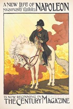 The Century Magazine : Napoleon - Lithograph (Les Maîtres de l'Affiche), 1897