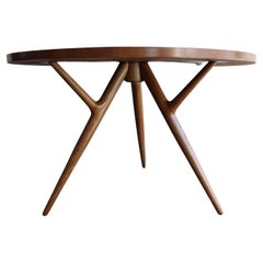 Eugenio Escudero Round Dining Table
