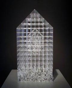 House Barrier VII - glass house