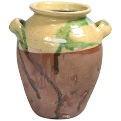 European Ceramic Storage Jar, circa 1920