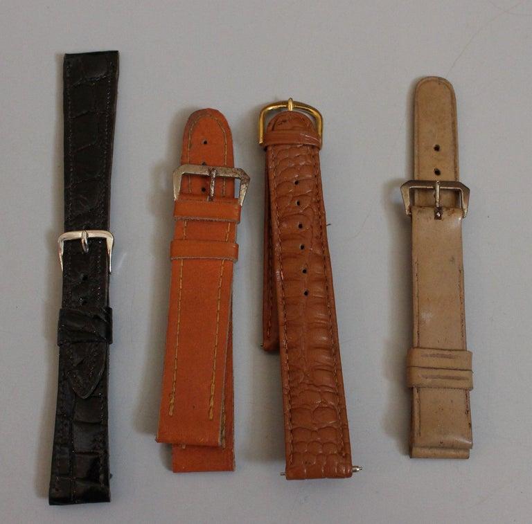 European Vintage Wristwatches Anker, Omega, Orion,  Lanco Swiss, Chronometre For Sale 2