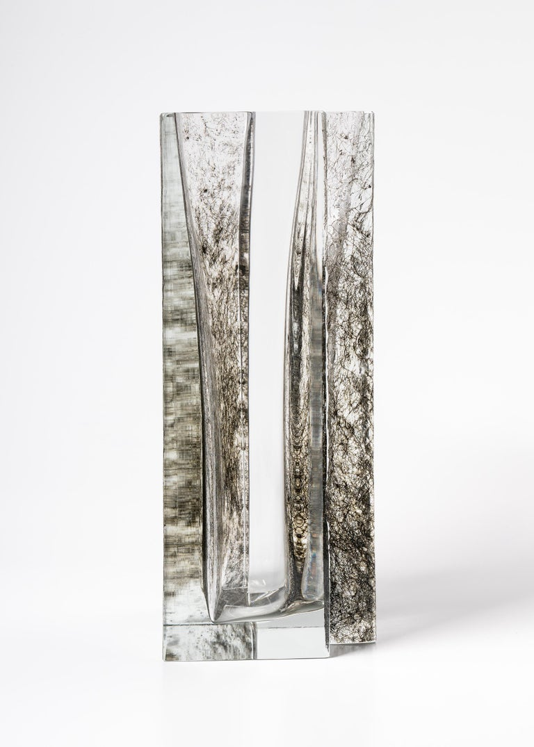 Modern Eurytmia Vase by Paolo Marcolongo For Sale