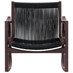 Euvira, Rocking Chair, by Jader Almeida, 21st Century