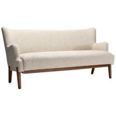 "Eva and Nils Koppel Three-Seat Sofa ""Koppel"", Denmark, 1950s"