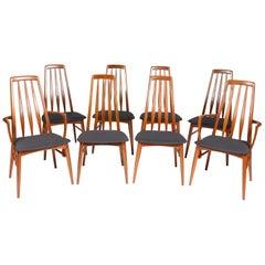 Eva Chairs by Neils Koefoed