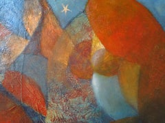 Christmas Opus 1, Painting, Oil on Canvas