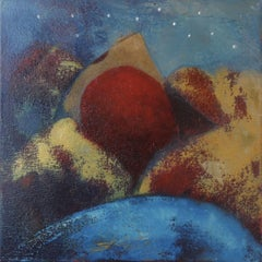 Christmas. Opus 2, Painting, Oil on Canvas