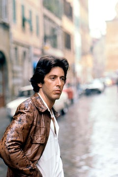 Al Pacino, 1977 (Eva Sereny - Colour Photography)