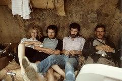 Indiana Jones, 1984 (Eva Sereny - Colour Photography)