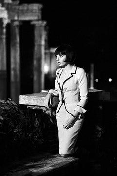Liza Minnelli, 1976 (Eva Sereny - Black and White Photography)