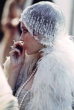Mia Farrow, 1974 (Eva Sereny - Colour Photography)