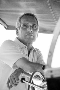 Paul Newman, 1981 (Eva Sereny - Black and White Photography)
