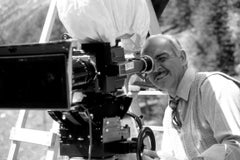 Sean Connery, 1982 (Eva Sereny - Black and White Photography)
