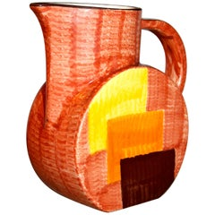 Eva Zeisel Shramberg Pitcher German Modernism