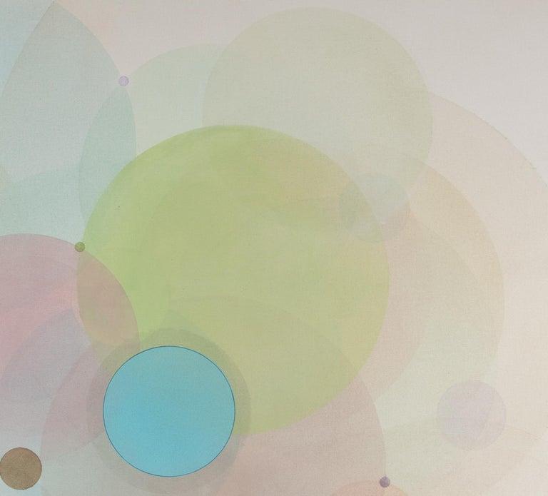 Day Map N2619 - Painting by Evan Venegas