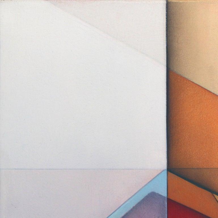 Lost Grid 319 - Contemporary Painting by Evan Venegas