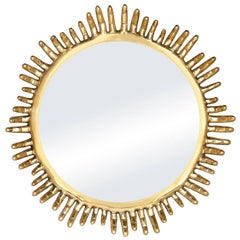 Eve Brass Mirror