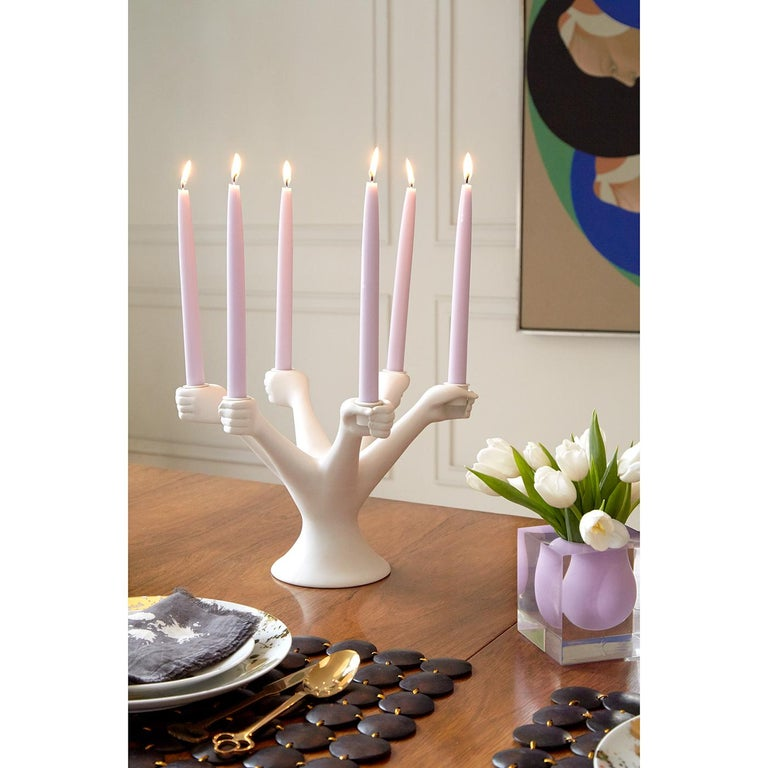 Eve Candelabra In New Condition For Sale In New York, NY