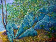 Pierres Bleues des Seychelles