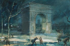 The Arch, Washington Square