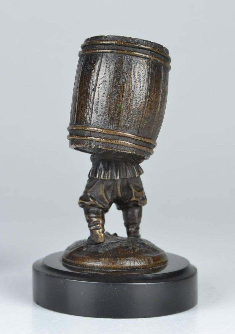 Bronze Evgeny Lanceray Russian,