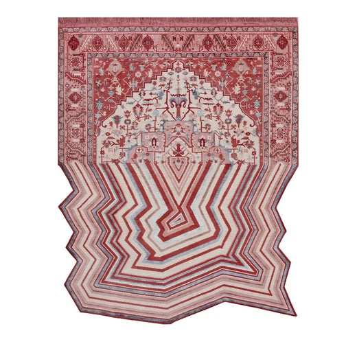 Evolution Part I Rug by Illulian Design Studio Limited Edition