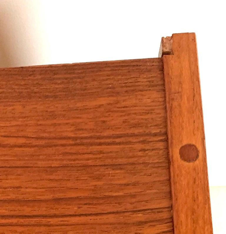 E.W Bach Danish Design Sideboard Teak In Good Condition For Sale In Copenhagen, DK