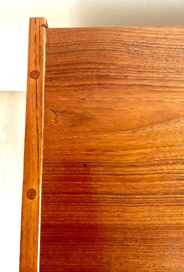 Mid-20th Century E.W Bach Danish Design Sideboard Teak For Sale