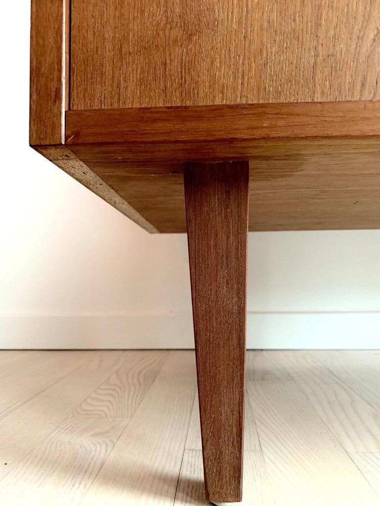 E.W Bach Danish Design Sideboard Teak For Sale 2