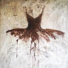 Terra Tutu, 2020 Acrylic on cloth 63 x 63 in. 160 x 160 cm