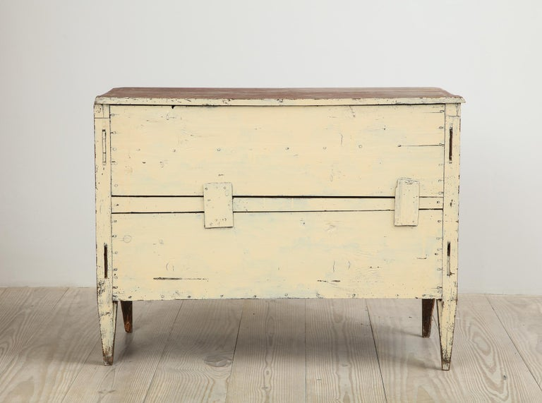 Exceptional 18th Century Gustavian Commode, Origin Stockholm, Sweden, circa 1780 For Sale 9