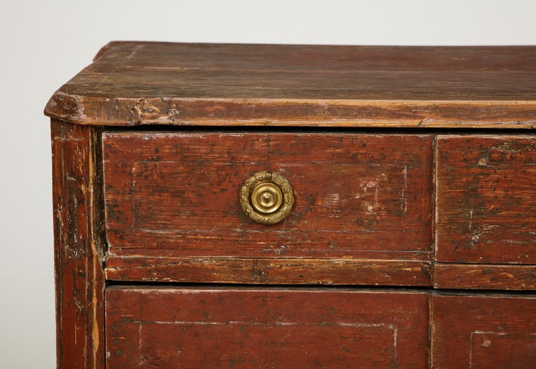 Exceptional 18th Century Gustavian Commode, Origin Stockholm, Sweden, circa 1780 For Sale 2