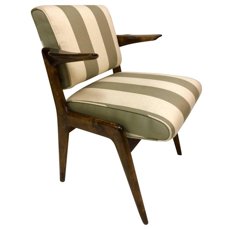 Exceptional and Rare Armchair by Robin Day For Sale