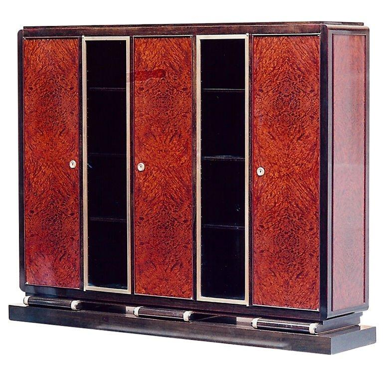 Exceptional French Cabinet by Christian Krass, circa 1930 In Good Condition For Sale In New York, NY