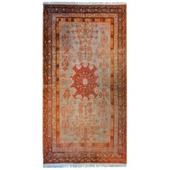 Exceptional Early 20th Century Central Asian Samarghand Rug
