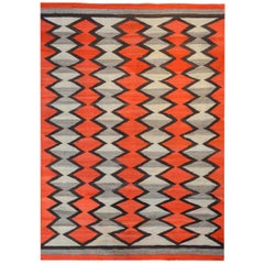 Exceptional Early 20th Century Navajo Rug