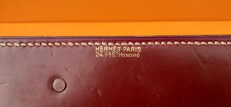 Exceptional Hermès Decorative Marine Anchor Navy Item Chaine d'Ancre For Sale 5