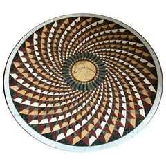 Exceptional Italian Pietra Dura Marble Centre Table