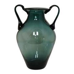 Exceptional Bauhaus Floor Vase by Wilhelm Wagenfeld for WMF, circa 1950