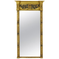 Exceptional Late Regency English Pier Mirror