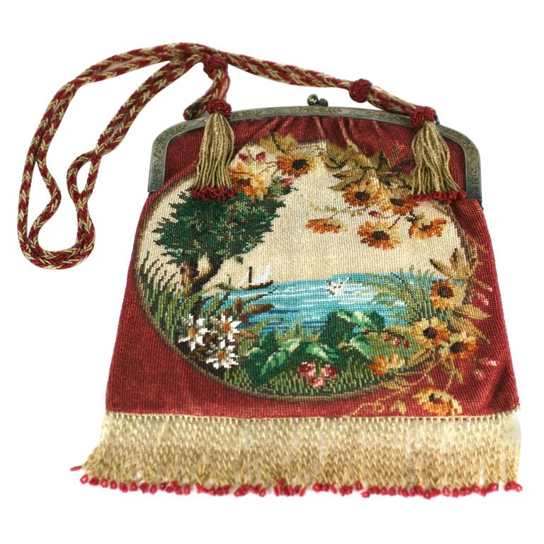 Exceptional Micro Beaded Bag