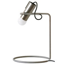 Exceptional Minimalistic Mid-Century Modern Table Lamp or Desk Light, 1960s