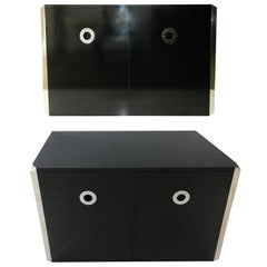 Exceptional Pair of Mario Sabot Sideboards